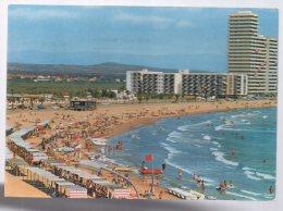 REF 344  : CPSM SPAIN ESPAGNE PENISCOLA - Spanien