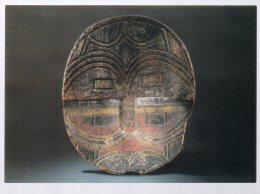 REF 344  : CPM ART CONGO Masque Africain Téké - Congo - Brazzaville