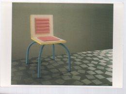 REF 344  : CPM Mobilier Design Michelle De Lucchi Chaise 1981 - Arts