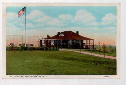 REF 346  : CPA U.S.A. Bridgeton New Jersey  County Club - Etats-Unis
