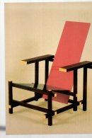 REF 345 :  CPM DESIGN Gerrit Rietveld Chaise 1918 - Arts