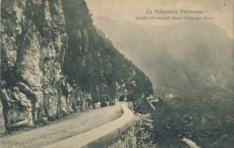 U.310.  VALLASSINA - Strada Provinciale Asso-Valbrona-Onno - 1921 - Italia