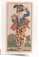 REF 345 :  CPM Carte à Jouer Tarot Bibliothe Nationale - Cartas