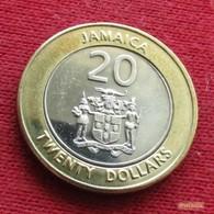 Jamaica 20 Dollars 2000 KM# 182 Jamaika Jamaique - Jamaica