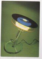 REF 333 :  CPM Art Design Christian La Mache Lampe Ciel Bauhaus 1984 Luminaire - Arts