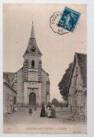 REF 339 :  CPA SELLES SAINT ST DENIS L'Eglise - France