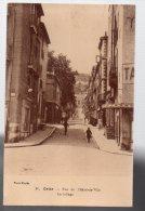 REF 339 :  CPA 34 SETE CETTE Rue De L'hotel De Ville - Sete (Cette)