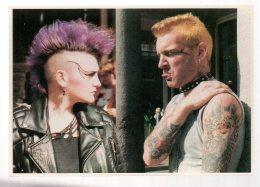 REF 331 :  CPM Couple Punk 1986 London Photo Monica Richter - Couples