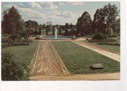 REF 331 :  CPSM Christo Artiste Wrapped Walk Ways 1977 Kansas City Loose Park Missouri - Arts