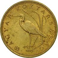 Monnaie, Hongrie, 5 Forint, 1995, Budapest, TTB, Nickel-brass, KM:694 - Hongrie