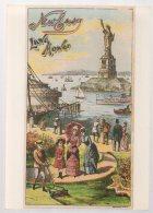 REF 334 :  CPM U.S.A. New York Statue De La Liberté - New York City