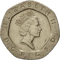 Monnaie, Grande-Bretagne, Elizabeth II, 20 Pence, 1996, TTB, Copper-nickel - 1971-… : Monnaies Décimales