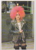 REF 334 :  CPM Mode Punk Londres London - Mode