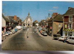 REF 328 :  CPSM 35 St Saint Méen Le Grand La Place - Other Municipalities