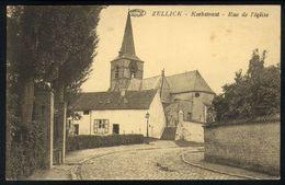 Z04 - Asse - Zellick - Kerkstraat - Rue De L'église - Gebruikt - Asse
