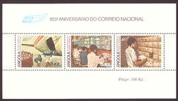 ANGOLA -1983 The 185th Anniversary Of The Postal Service  # MNH # Neuf # - Angola