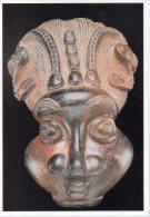 REF 348  :  CPM Art Africain CAMEROUN Fourneau De Pipe Bamileké - Arts