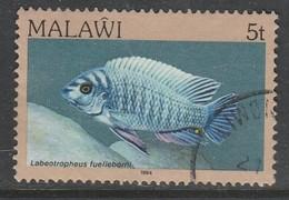 Malawi 1984 Fish - Malawi (1964-...)