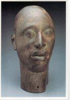 REF 348  :  CPM Nigéria Ile Ifé Tete D'Oni - Arts
