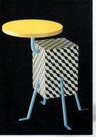 REF 348  :  CPM DESIGN Michele De Lucchi Memphis 1981 Kristall - Arts