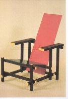 REF 348  :  CPM DESIGN Gerrit Rietveld Chaise 1918 - Arts