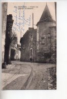 REF 308  :  CPA 79 THOUARS Quartier St Médard - Thouars