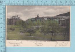 Vermont Accademy  - Saxtons River, By Eagle Art, Cover 1908 - Postcard Carte Postale - Etats-Unis