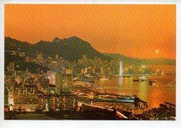 REF 330  :  CPSM HONG KONG Victoria - Chine (Hong Kong)