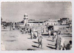 REF 330  :  CPSM DJIBOUTI Place Arthur Rimbaud - Djibouti