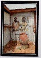 REF 336  :  CPM TOGO Lomé Buvette Nouissi Jean Marie Lerat - Togo