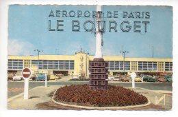 REF 323  :  CPSM 93 Le Bourget Aéroport De Paris 1964 - Le Bourget