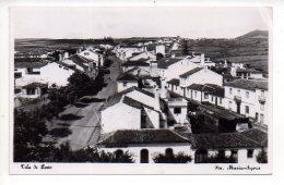 REF 323  :  CPA PORTUGAL Santa Maria Acores Vila De Porte Vue Générale - Portugal