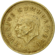 Monnaie, Turquie, 1000 Lira, 1990, TTB, Copper-Nickel-Zinc, KM:996 - Turquie