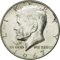 Monnaie, États-Unis, Kennedy Half Dollar, Half Dollar, 1967, U.S. Mint - 1964-…: Kennedy
