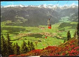 Italy 1970 / Brunico / Kronplatzseilbahn / Dolomiti, Panorama / Cableway, Gondola - Bolzano (Bozen)