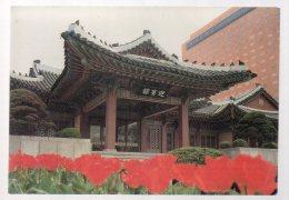 REF 325  :  CPM Corée Koréa Hotel Shilla SEOUL - Corée Du Sud