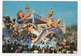 REF 325  :  CPSM NICE CARNAVAL 1976 - Carnival