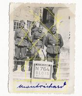 WW2 PHOTO ORIGINALE Soldats Allemands à MONTRICHARD Près Tours Amboise Bléré Blois LOIR ET CHER 41 - 1939-45