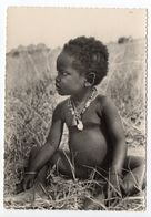 Cameroun -- Petite Fleur De La Brousse --(petite Fille ) - Cameroun