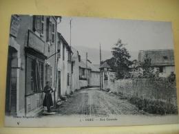 L10 9216  CPA - 64 OGEU. RUE CENTRALE - ANIMATION - Frankrijk