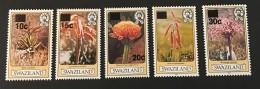Swaziland - MNH**  -  1984 - # 465/470 - Swaziland (1968-...)