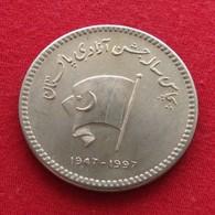 Pakistan 50 Rupee 1997 Independence Unc - Pakistan