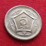 Pakistan 5 Rupees 2002   Paquistao UNCºº - Pakistan