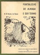 Almada - Fortalezas De Almada E Seu Termo - Books, Magazines, Comics