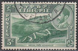 ETHIOPIA    SCOTT NO. 288    USED     YEAR  1947 - Ethiopie