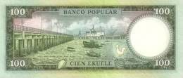EQUATORIAL GUINEA P. 11 100 E 1975 UNC - Guinea Equatoriale