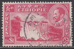 ETHIOPIA    SCOTT NO. 294   USED     YEAR  1947 - Ethiopie