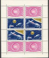 ROMANIA - 1975 - Foglietto Obliterato E Gommato: Yvert 120. - Blocchi & Foglietti
