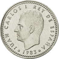 Monnaie, Espagne, Juan Carlos I, Peseta, 1983, SUP, Aluminium, KM:821 - [ 5] 1949-… : Royaume
