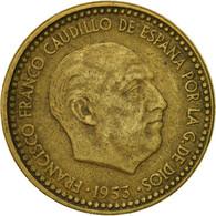 Monnaie, Espagne, Francisco Franco, Caudillo, Peseta, 1962, TTB - [ 5] 1949-… : Royaume